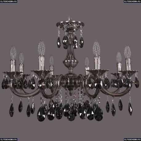 1702/8/250/A/NB/K781 Хрустальная подвесная люстра Bohemia Ivele Crystal