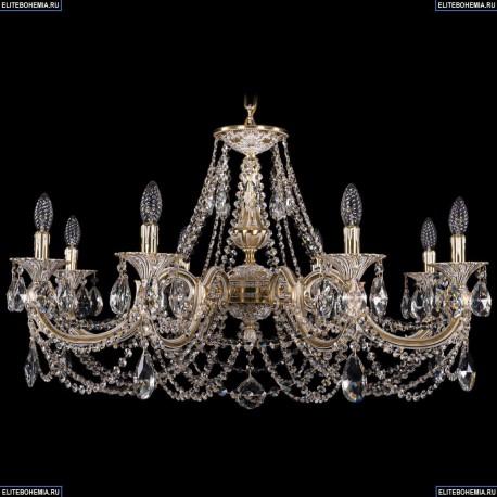 1702/8/300/C/GW Хрустальная подвесная люстра Bohemia Ivele Crystal