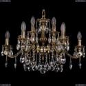1703/12/225/A/GB Хрустальная подвесная люстра Bohemia Ivele Crystal
