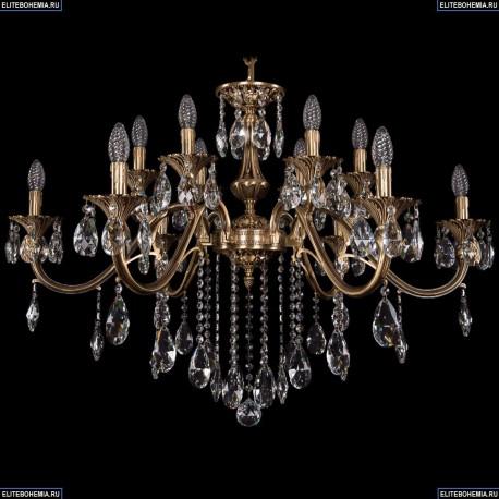 1703/12/360/B/FP Хрустальная подвесная люстра Bohemia Ivele Crystal