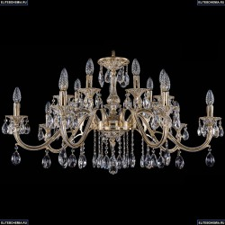1703/14/360/A/GW Хрустальная подвесная люстра Bohemia Ivele Crystal