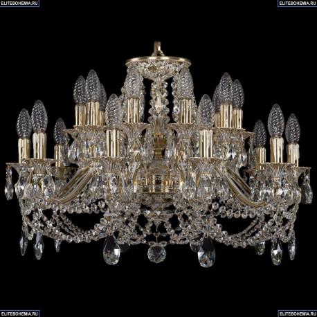 1703/20/225/C/GW Хрустальная подвесная люстра Bohemia Ivele Crystal