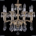 1704/8/150/A/GW Хрустальная подвесная люстра Bohemia Ivele Crystal