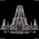 1771/10/270/A/NB Хрустальная подвесная люстра Bohemia Ivele Crystal