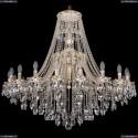 1771/20/410/B/GW Хрустальная подвесная люстра Bohemia Ivele Crystal