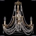 1771/3/190/C/GB Хрустальная подвесная люстра Bohemia Ivele Crystal