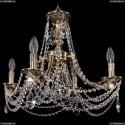 1771/4/190/C/GB Хрустальная подвесная люстра Bohemia Ivele Crystal