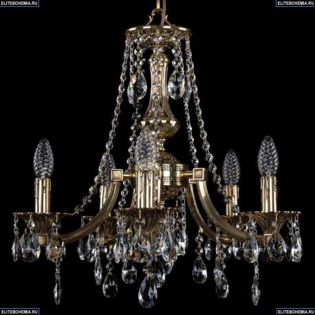 1771/5/150/A/GB Хрустальная подвесная люстра Bohemia Ivele Crystal