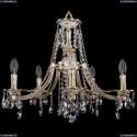 1771/5/190/A/GW Хрустальная подвесная люстра Bohemia Ivele Crystal