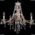 1771/5/190/B/GW Хрустальная подвесная люстра Bohemia Ivele Crystal