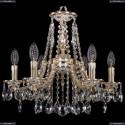 1771/6/150/A/GW Хрустальная подвесная люстра Bohemia Ivele Crystal