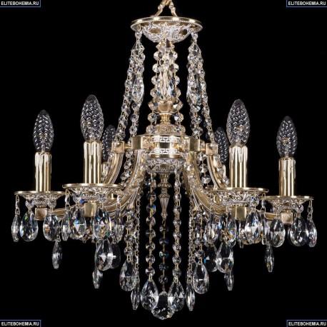 1771/6/150/B/GW Хрустальная подвесная люстра Bohemia Ivele Crystal