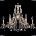 1771/6/190/A/GW Хрустальная подвесная люстра Bohemia Ivele Crystal