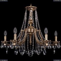 1771/6/220/A/FP Хрустальная подвесная люстра Bohemia Ivele Crystal