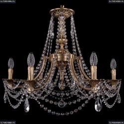 1771/6/220/C/FP Хрустальная подвесная люстра Bohemia Ivele Crystal