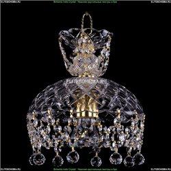 7711/22/G/Balls Хрустальная подвесная люстра Bohemia Ivele Crystal