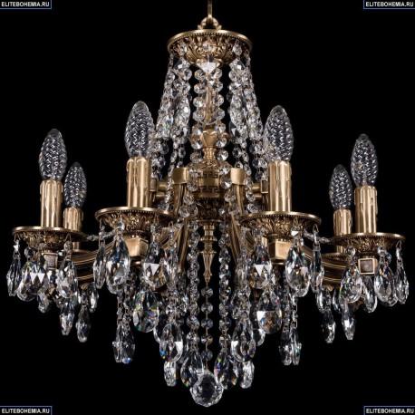1771/8/150/B/FP Хрустальная подвесная люстра Bohemia Ivele Crystal