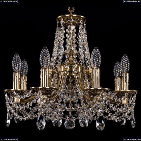 1771/8/150/C/GB Хрустальная подвесная люстра Bohemia Ivele Crystal