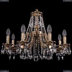 1771/8/190/A/FP Хрустальная подвесная люстра Bohemia Ivele Crystal