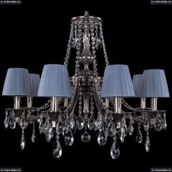 1771/8/220/A/NB/SH5 Хрустальная подвесная люстра Bohemia Ivele Crystal