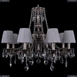 1771/8/220/A/NB/SH6 Хрустальная подвесная люстра Bohemia Ivele Crystal