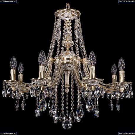 1771/8/220/B/GW Хрустальная подвесная люстра Bohemia Ivele Crystal