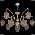 1772/10/342/GW Хрустальная подвесная люстра Bohemia Ivele Crystal