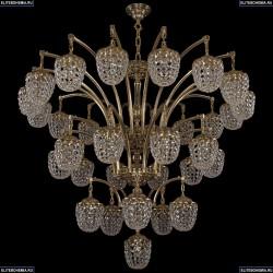 1772/16+10+5+1/490/GB Большая хрустальная люстра Bohemia Ivele Crystal