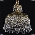 1778/20/GB/Balls Хрустальный подвес Bohemia Ivele Crystal