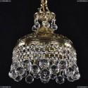 1778/25/GB/Balls Хрустальный подвес Bohemia Ivele Crystal