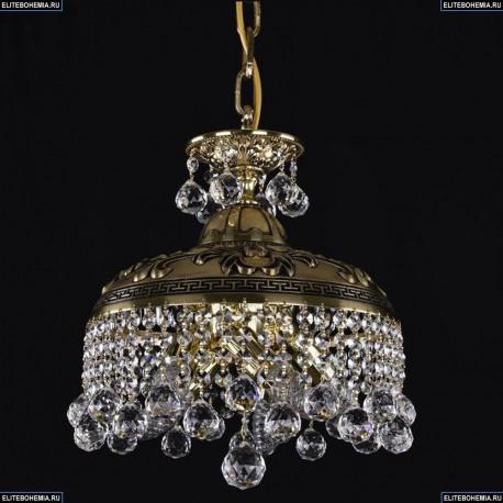 1778/30/GB/Balls Хрустальный подвес Bohemia Ivele Crystal