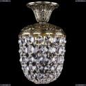 1779/14/GB Хрустальная потолочная люстра Bohemia Ivele Crystal
