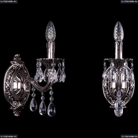 1702B/1/175/A/NB Хрустальное бра Bohemia Ivele Crystal