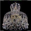 7711/30/G/Balls Хрустальная подвесная люстра Bohemia Ivele Crystal