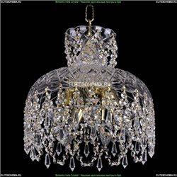 7711/30/G/Drops Хрустальная подвесная люстра Bohemia Ivele Crystal