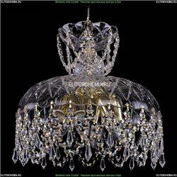 7711/35/G/Drops Хрустальная подвесная люстра Bohemia Ivele Crystal