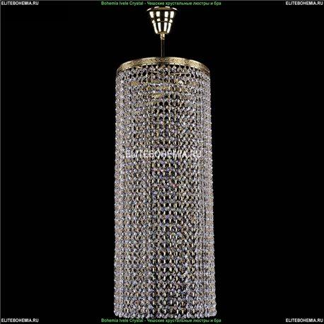 1920/25/70/G Bohemia Ivele Crystal, Чешская Люстра на штанге с хрустальным рожком