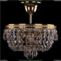 1927/25Z/G Хрустальная потолочная люстра Bohemia Ivele Crystal