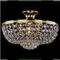 1928/35Z/G Хрустальная потолочная люстра Bohemia Ivele Crystal (Богемия)