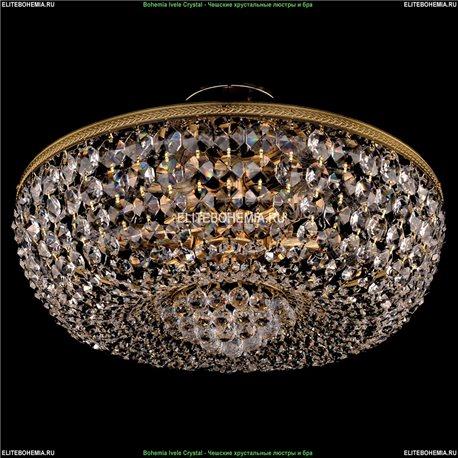 1928/45Z/G Хрустальная потолочная люстра Bohemia Ivele Crystal (Богемия)
