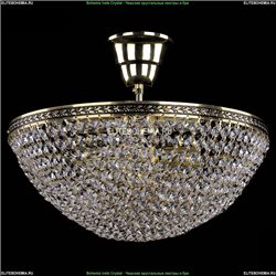 1932/35Z/GB Хрустальная потолочная люстра Bohemia Ivele Crystal (Богемия)