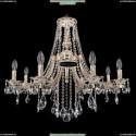 1771/8/270/B/GW Хрустальная подвесная люстра Bohemia Ivele Crystal