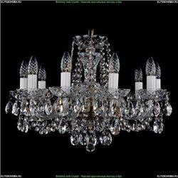 1402/10/195/FP Хрустальная подвесная люстра Bohemia Ivele Crystal