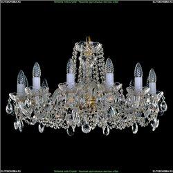 1402/12/240/G Хрустальная подвесная люстра Bohemia Ivele Crystal
