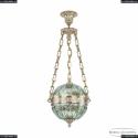 71000P/25 GW Birusa/M-1H Подвес под бронзу из латуни Bohemia Ivele Crystal (Богемия), 7100