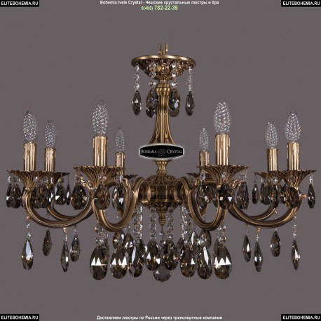 1702/8/265/A/FP/K731 Хрустальная подвесная люстра Bohemia Ivele Crystal
