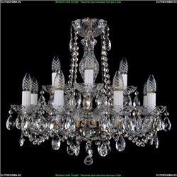 1402/8+4/240/FP Хрустальная подвесная люстра Bohemia Ivele Crystal
