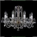 1402/8/195/Pa Хрустальная подвесная люстра Bohemia Ivele Crystal