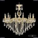 71402/12/300 B GW FA3B Подвесная люстра под бронзу из латуни Bohemia Ivele Crystal (Богемия), 7102