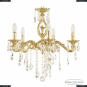 71402/5/175 B G FA10S Подвесная люстра под бронзу из латуни Bohemia Ivele Crystal (Богемия), 7102